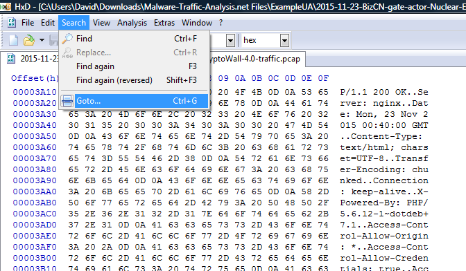 A little more on Wireshark and Pcap time stamps   PC's