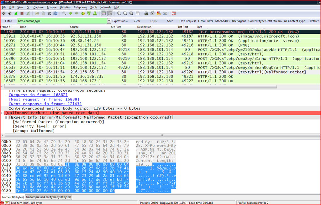 Wireshark and TShark Timestamps | PC's Xcetra Support