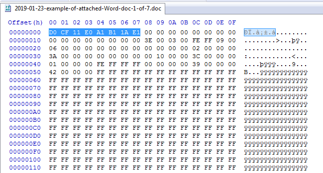 A deeper look into a wild VBA Macro | PC's Xcetra Support