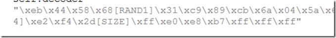 EncodedData